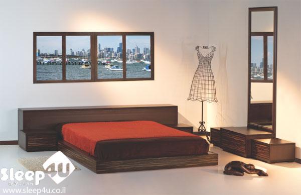 חדר שינה MDF דגם 908