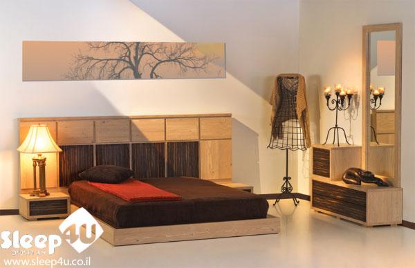 חדר שינה MDF דגם 911