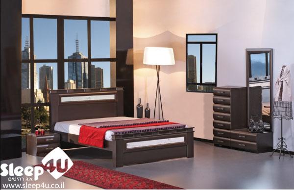 חדר שינה MDF דגם 914