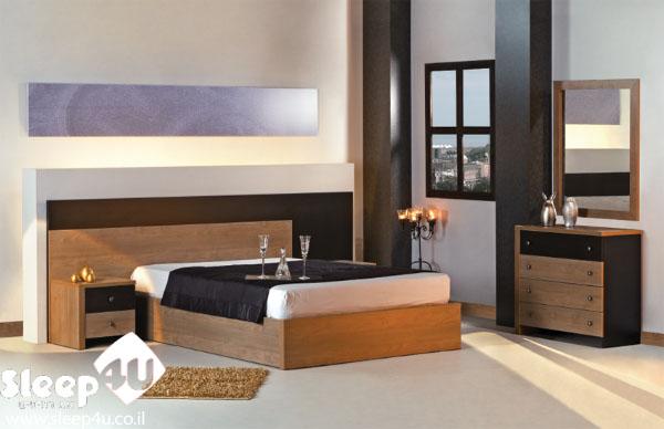 חדר שינה MDF דגם 916