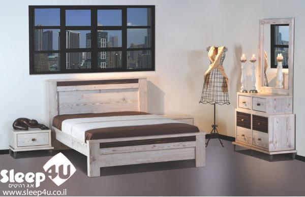 חדר שינה MDF דגם 918