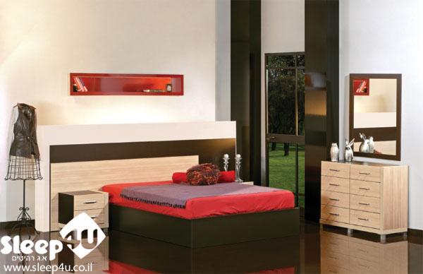 חדר שינה MDF דגם 919