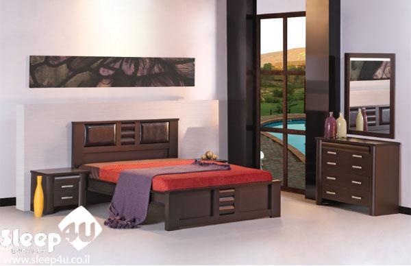 חדר שינה MDF דגם 932