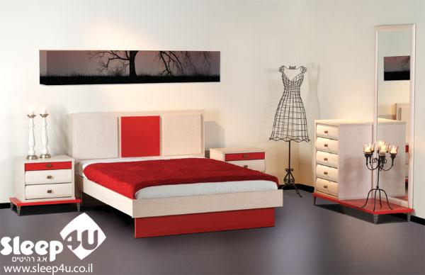 חדר שינה MDF דגם 933