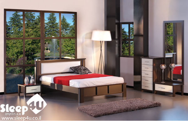 חדר שינה MDF דגם 937