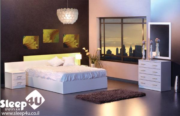 חדר שינה MDF דגם 939