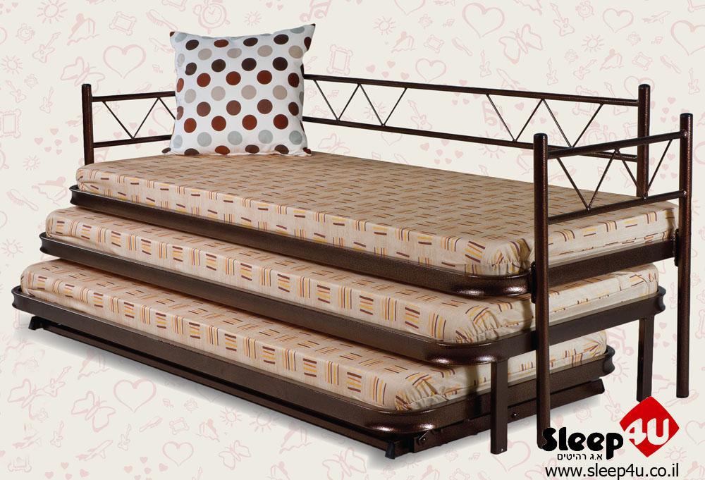 למעלה מיטות אירוח | מיטת אורח | מיטה לאורח | Sleep4u LO-32